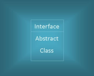 how to call an instace of abstract clas