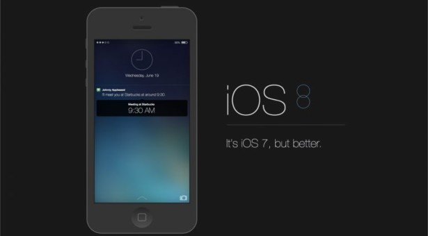 iOS 8: 5 Features Worth Mentioning