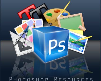 Tools like Photoshop.