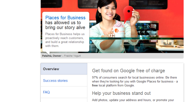 Google Places Optimization tips for your Business