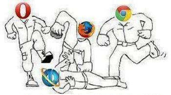 Browsers...