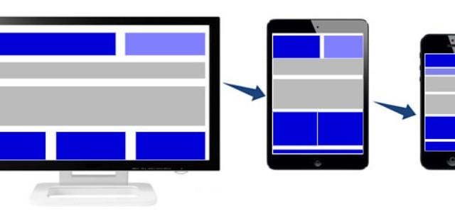Designing Web with Responsive Technique