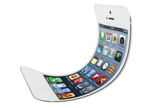 Flexible iPhone