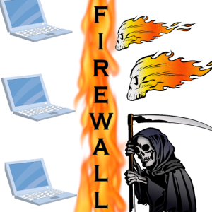 DO U KNOW WHAT IS FIREWALL