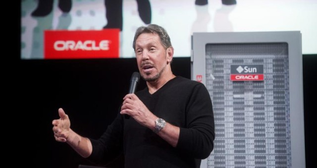 CEO of Oracle Stepped Down to Focus on its Tech Department
