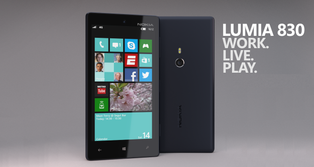 Nokia Lumia 830: The Affordable Flagship