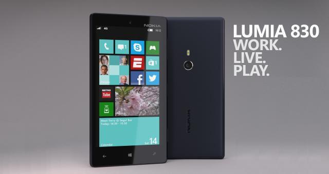 Nokia Lumia 830: The Affordable Flagship
