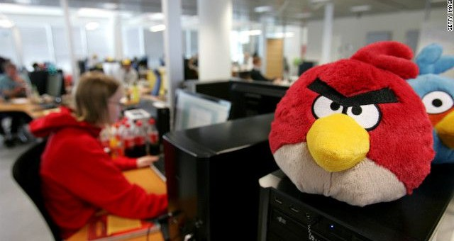 Angry Birds maker Rovio is taking a tough decision: laying off 130 staff
