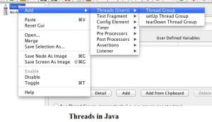 Threads in Java : Part I